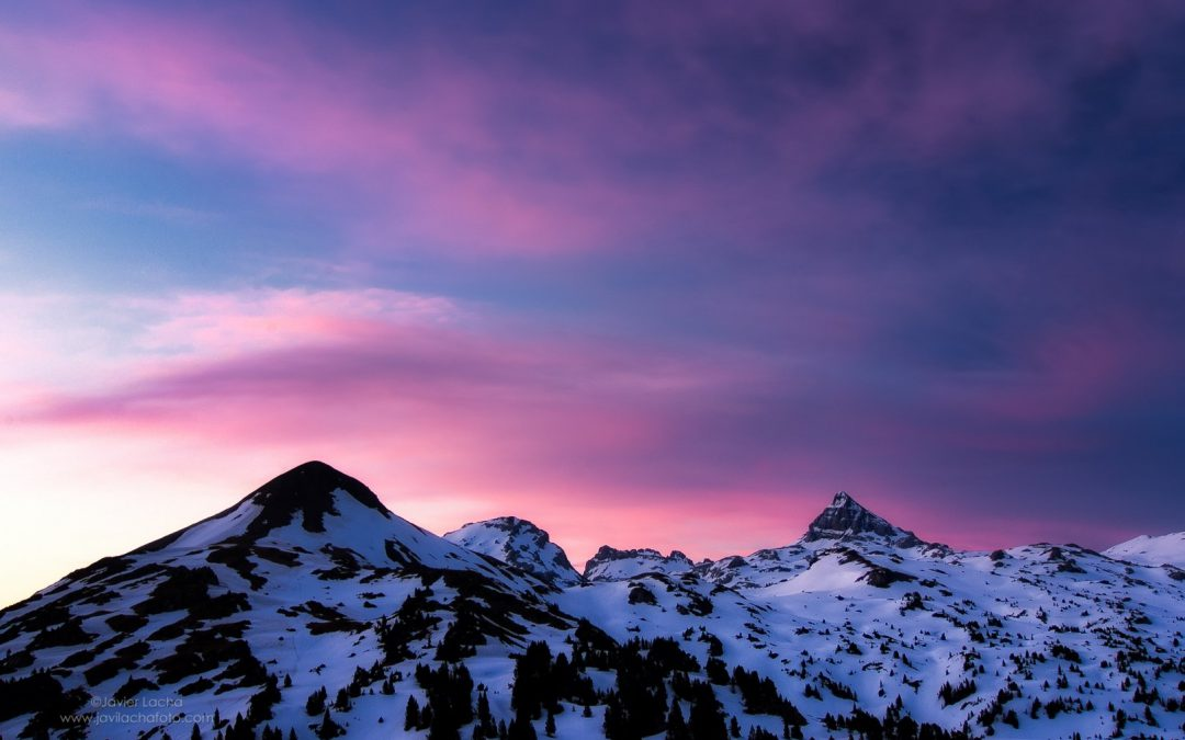 How to use your camera in winter time by Javier Lacha