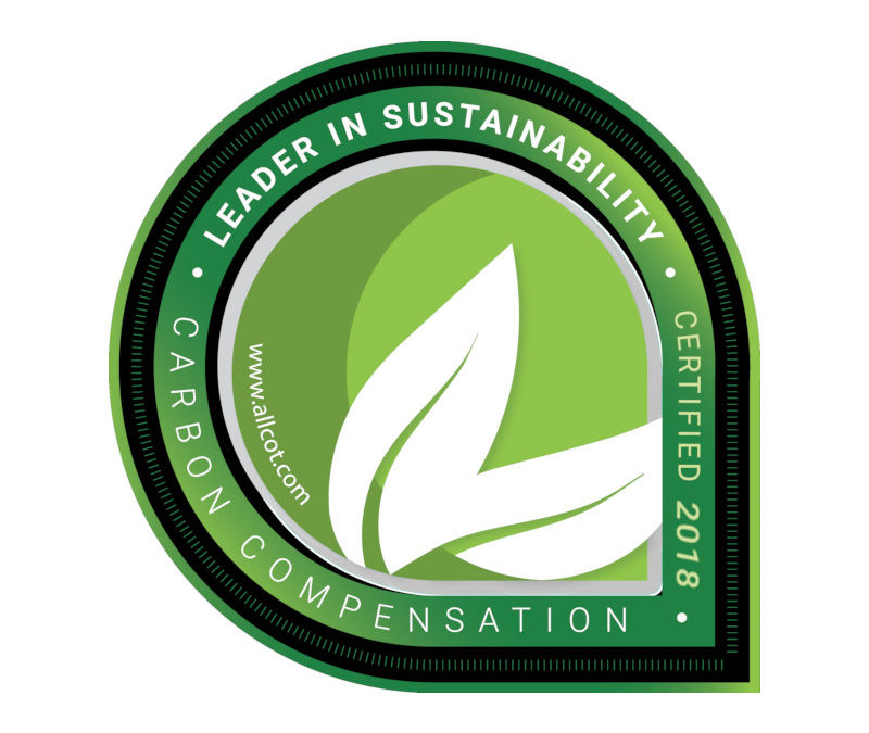 Carbon Offset Certificate
